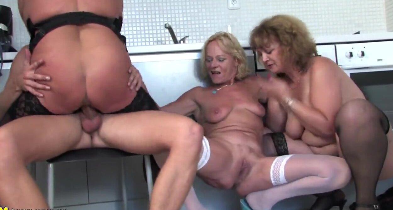 3 Matures And Boy Porn young boy fucks 3 sexy mom mom and mom