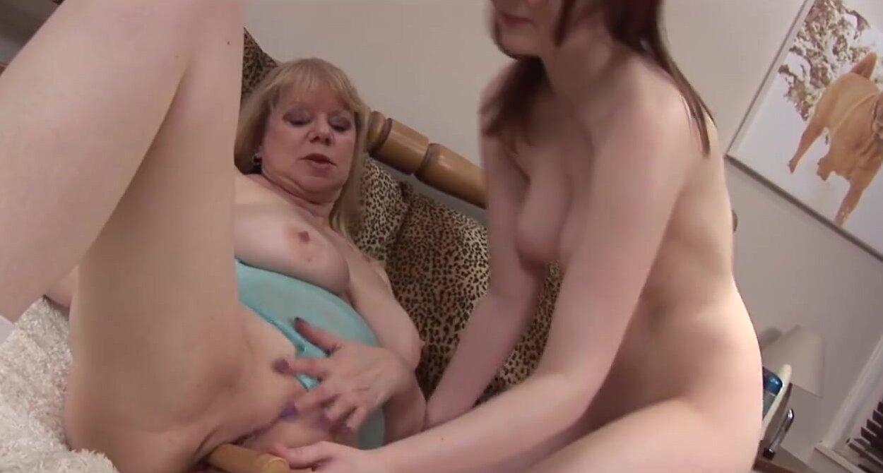 Lesbian Teen Seduces Teacher