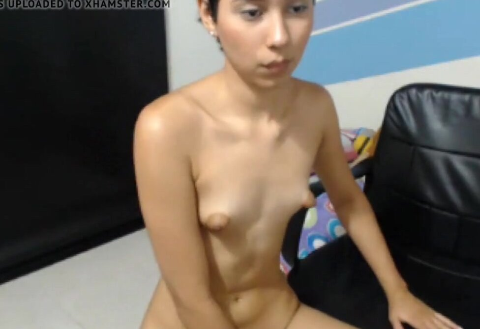 Young Small Tit Puffy Nipples