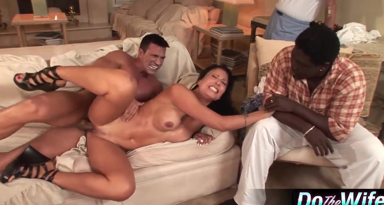 Wife Anal Husband Strapon