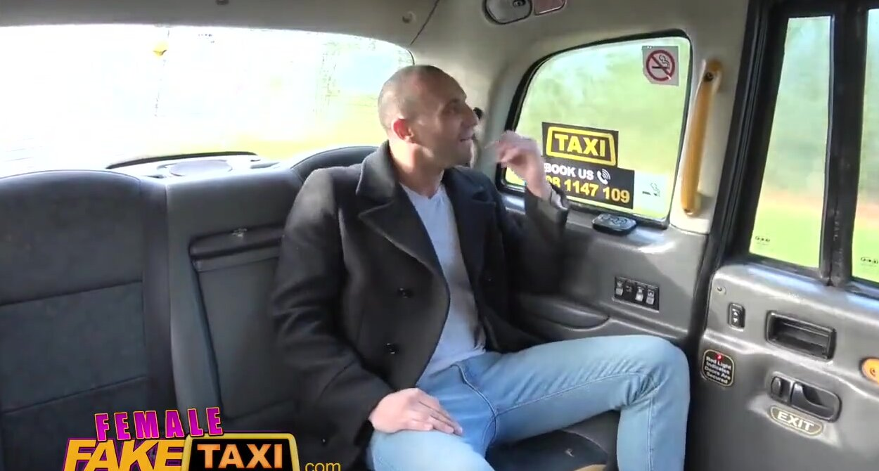 Female Fake Taxi Black Dick