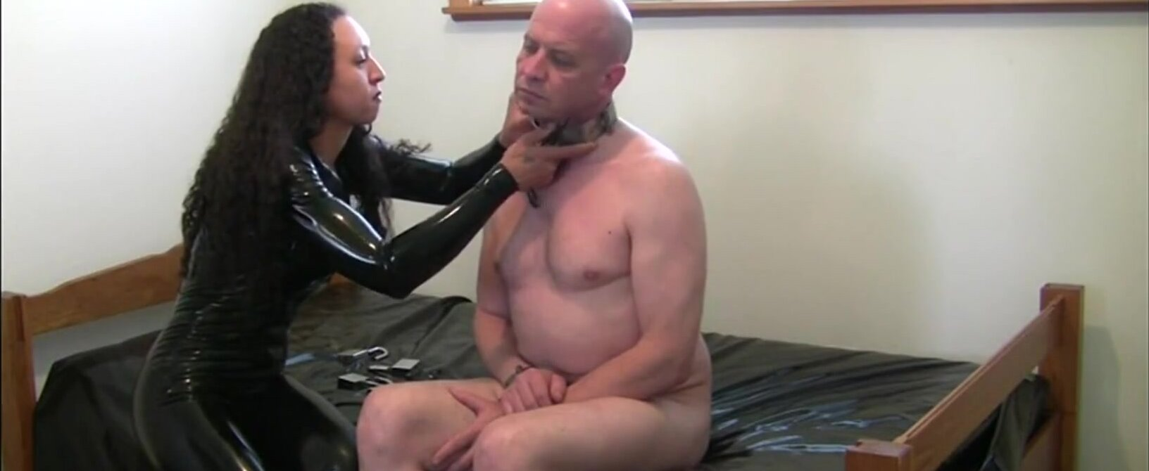 German Mistress Piss Slave