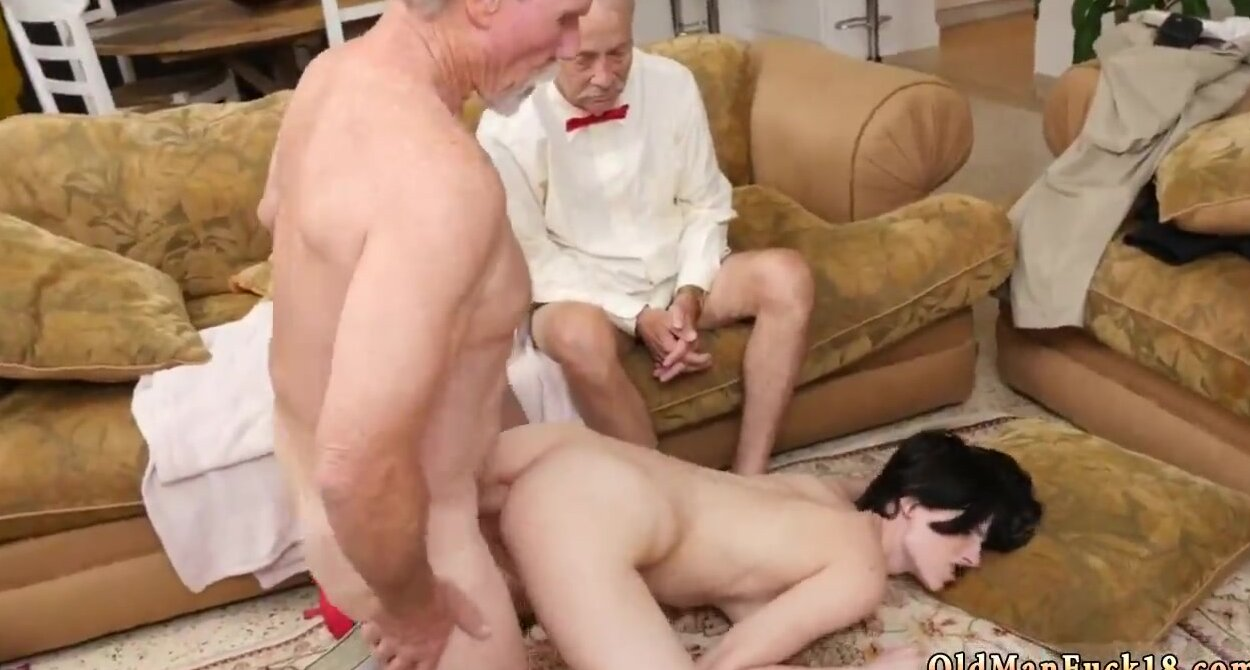 Japanese Old Man Fuck Young