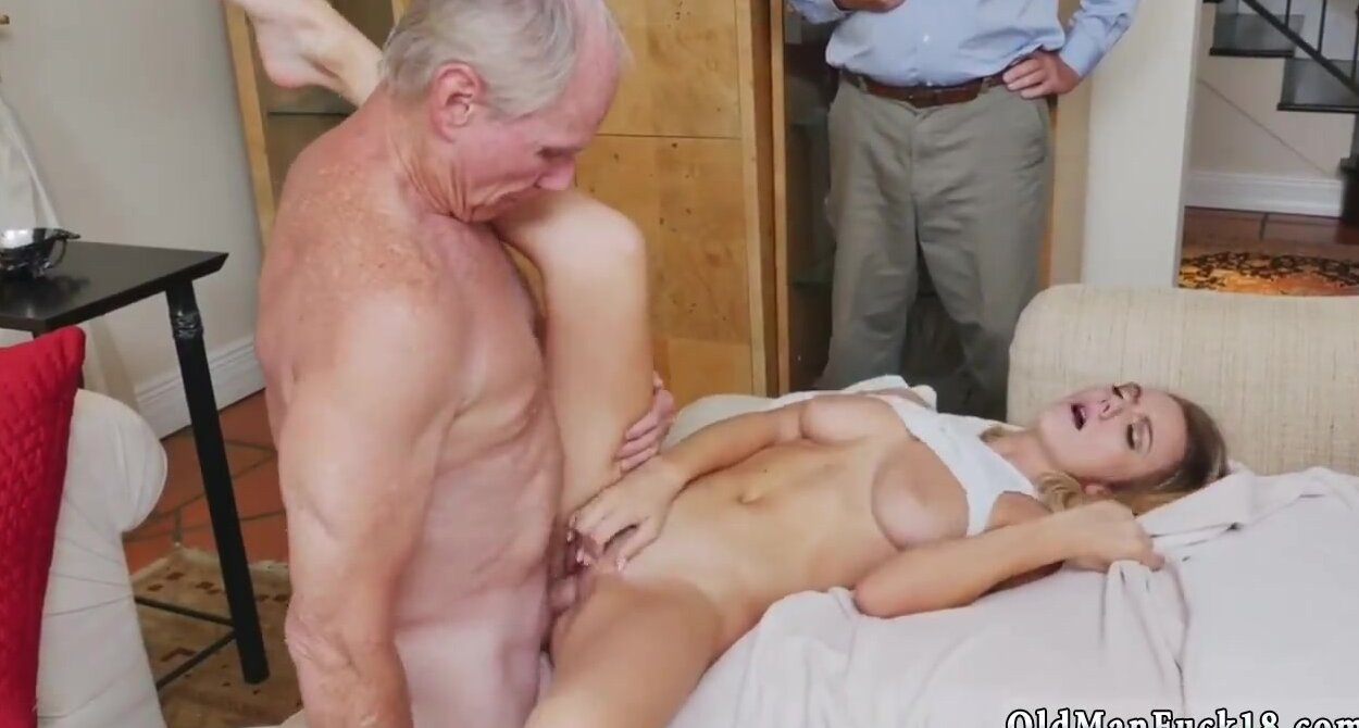 Older Man Fucks Teen Rough