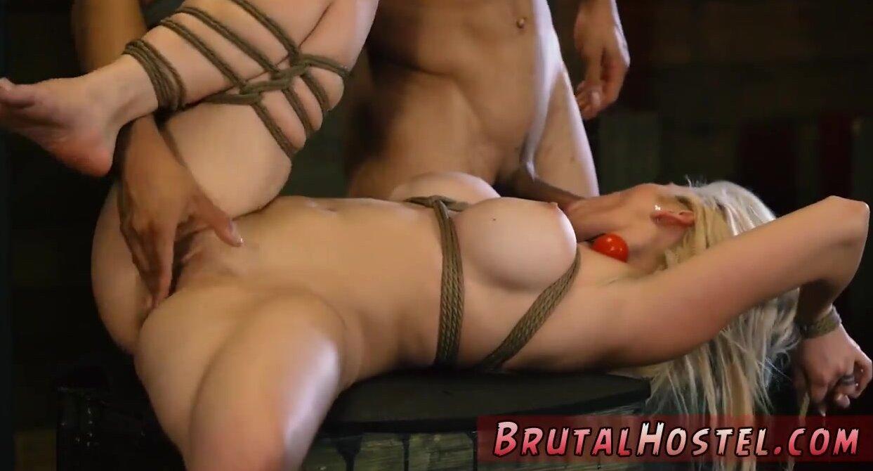 Mixed Femdom Bondage Wrestling