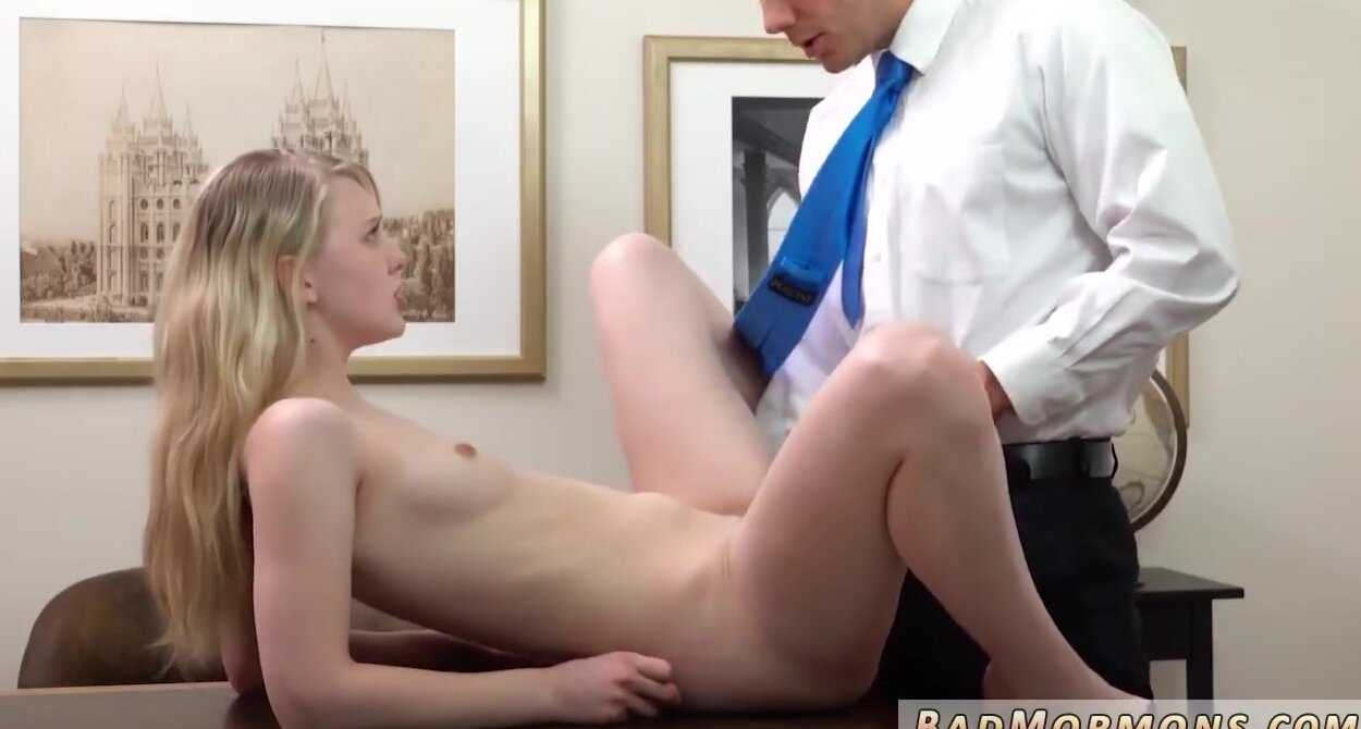 Blonde Teen Perfect Round Tits
