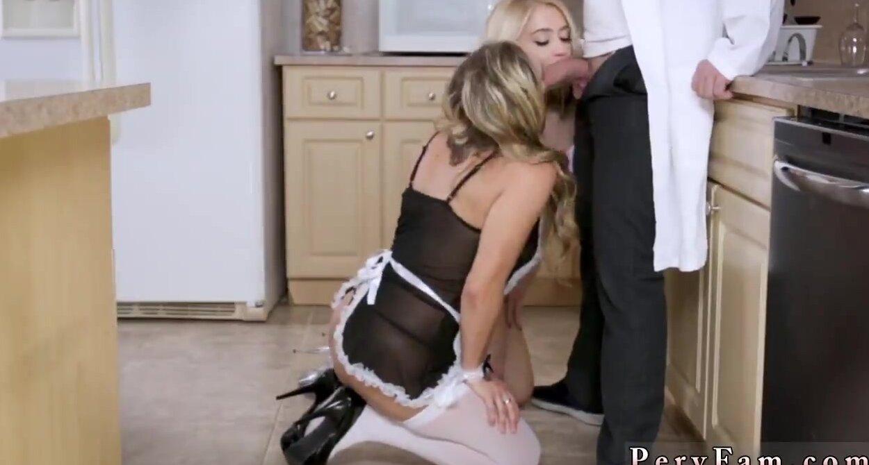 Sexy Step Daughter Fucks Dad
