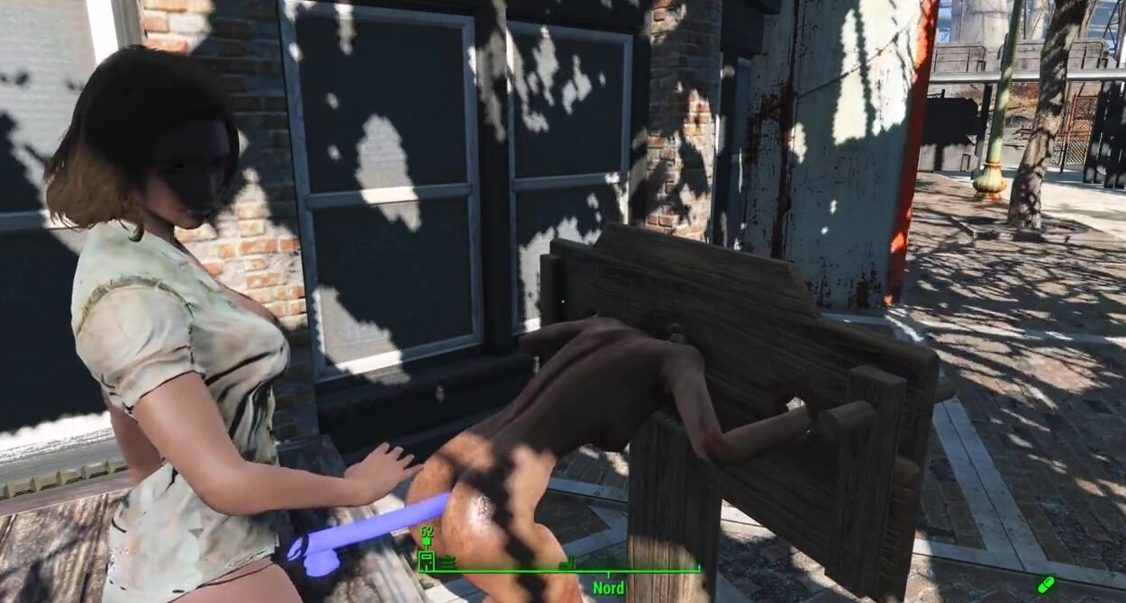 4 Porn Sex fallout 4 sex district