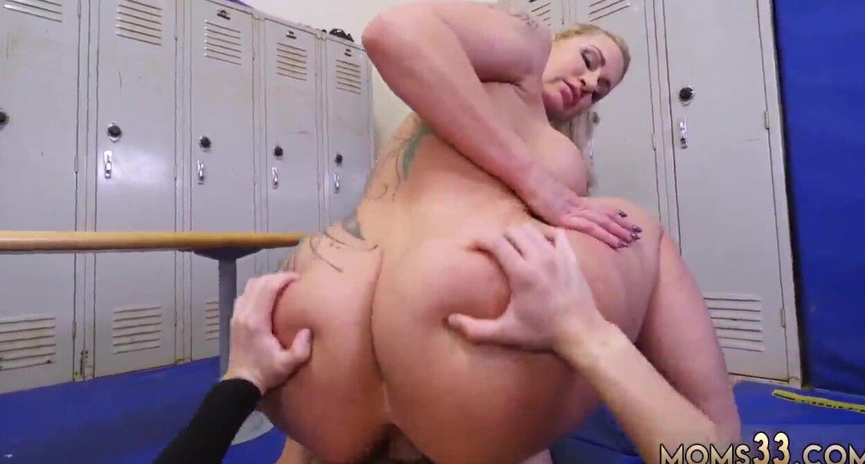 Big Ass Blonde Anal Pov