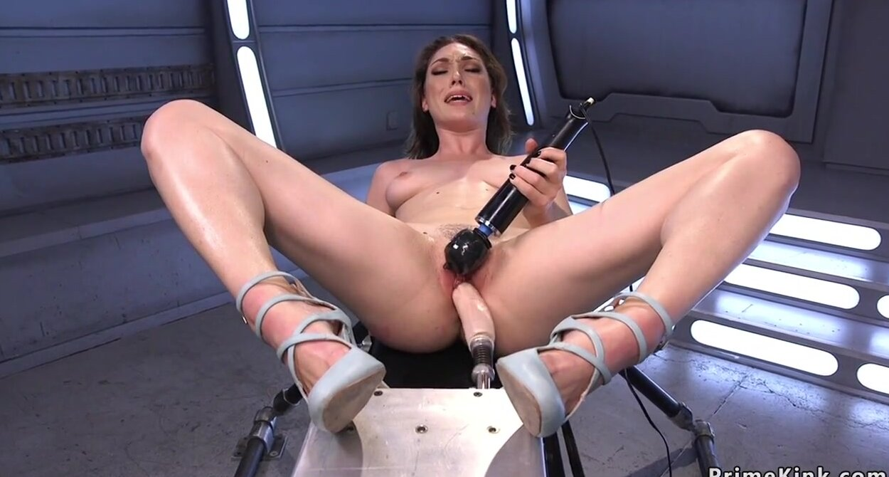 Solo Hd Perfect Ass Dildo Ride