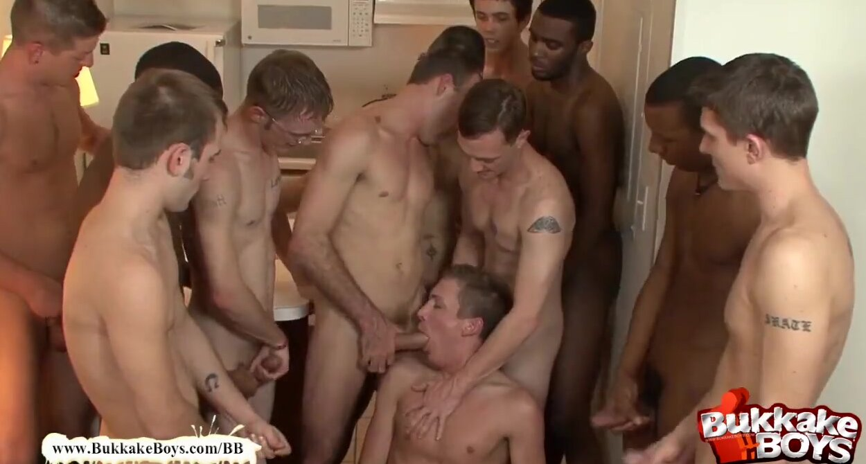 Best porno boys who love bukkake