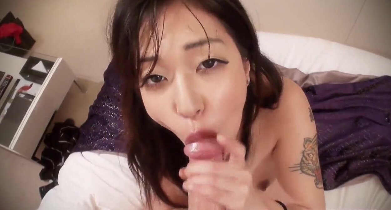 Sarah Banks Blowjob Pov