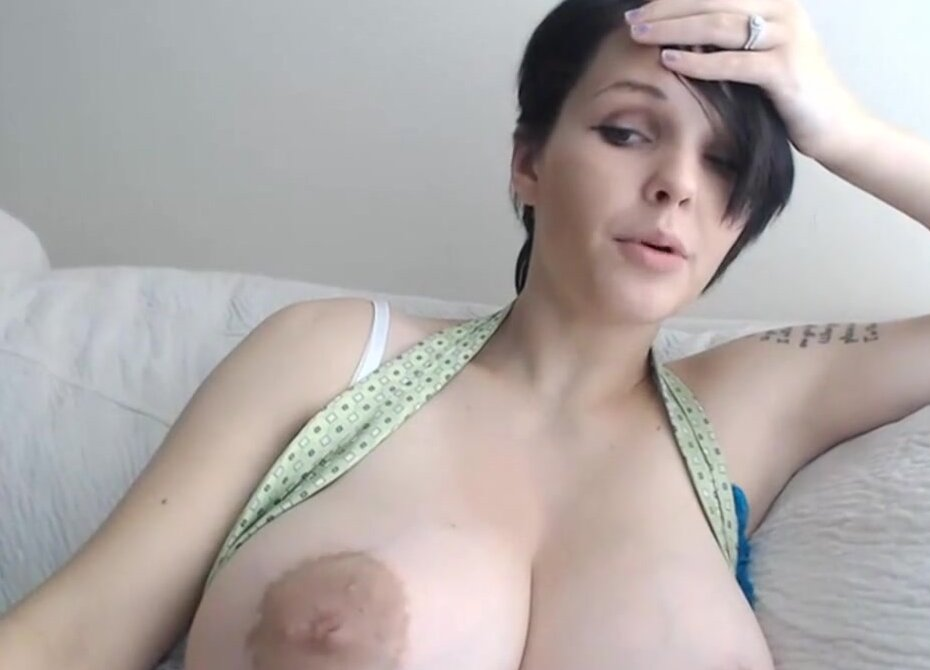 Mature Short Hair Big Tits