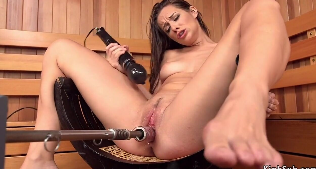 Young Brunette Gorgeous Fuck