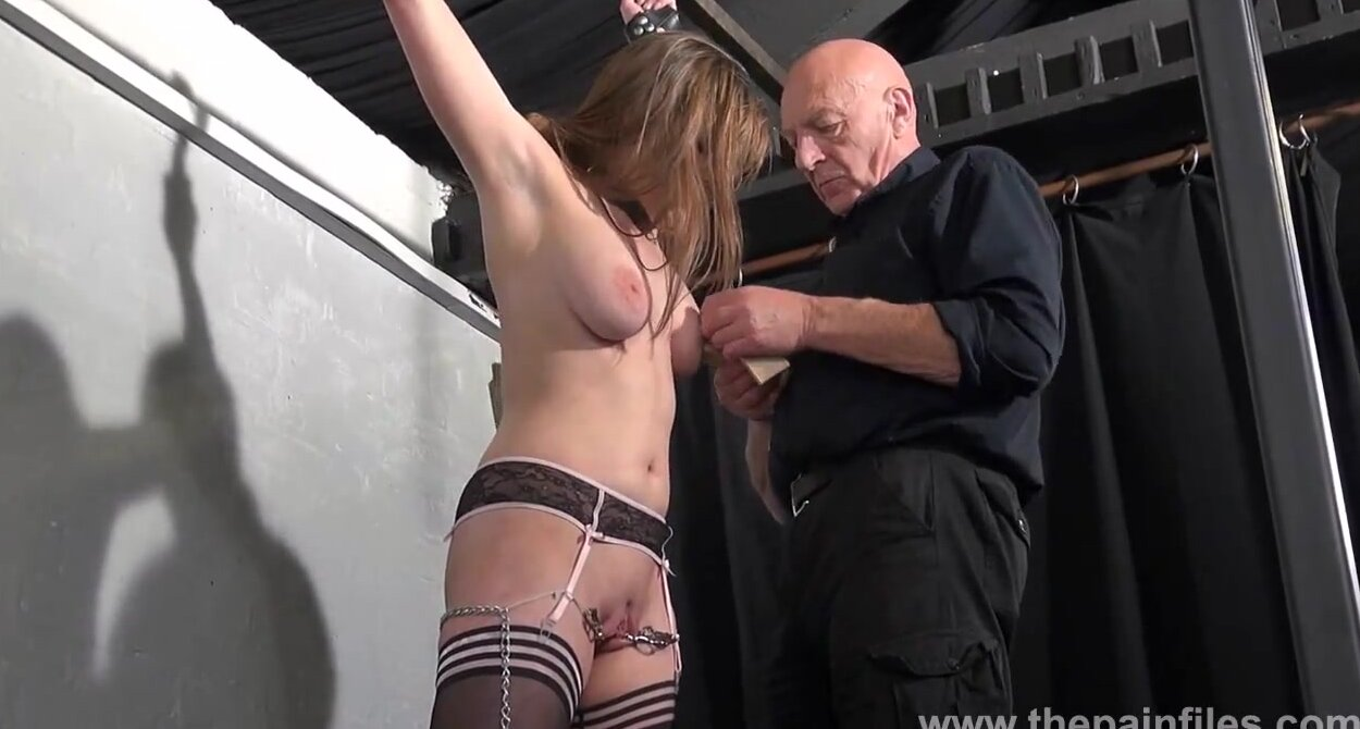 Nipple Clamps First Time