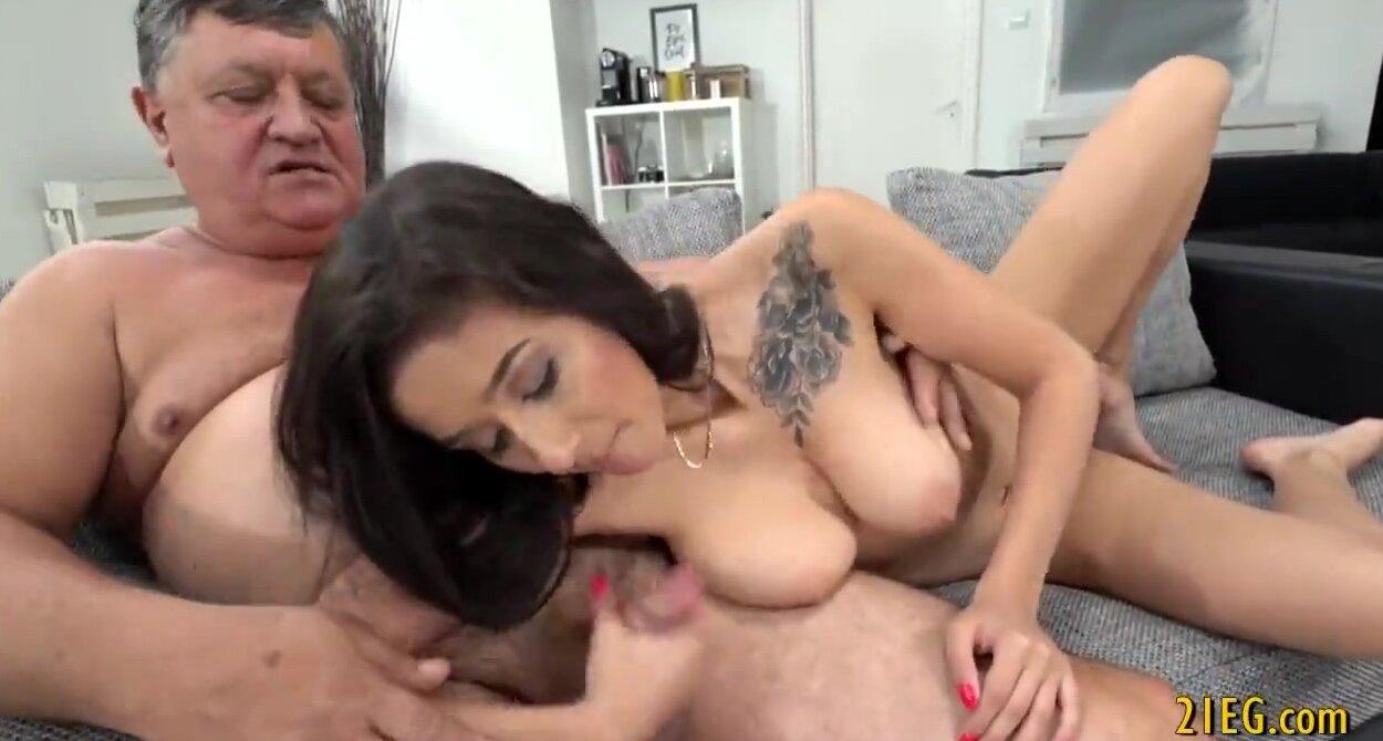 Big Tit Hottie Fucked Hard