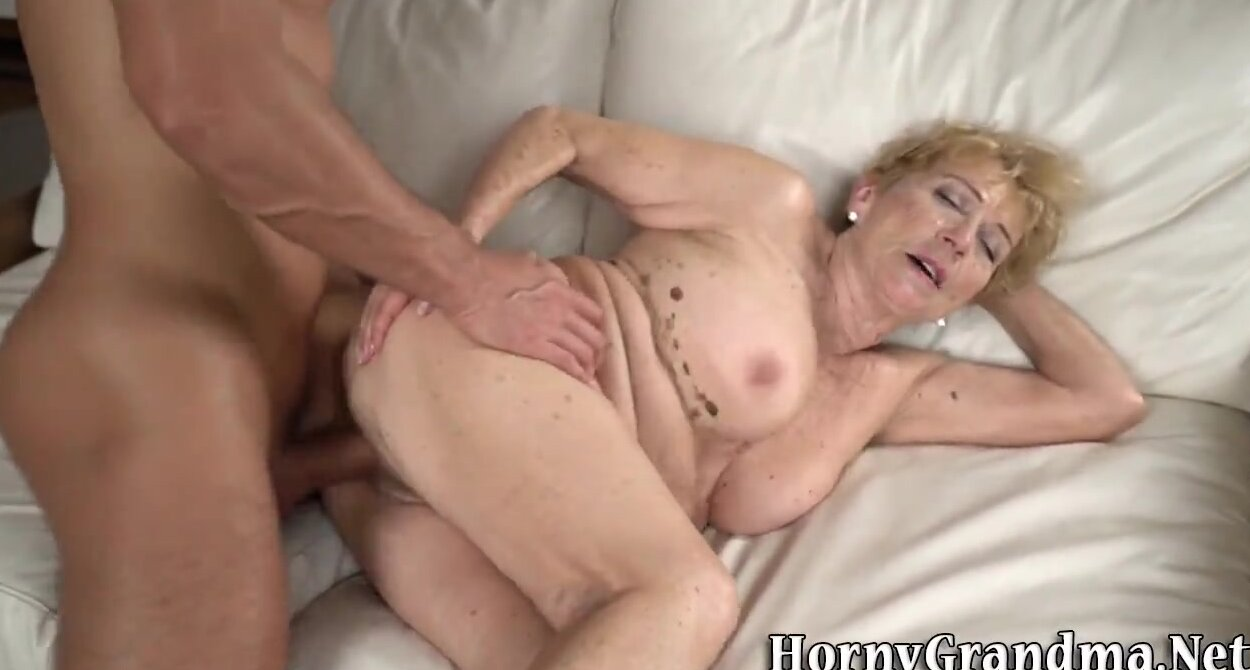 Old Granny Fuck Tube old granny cunt plowed