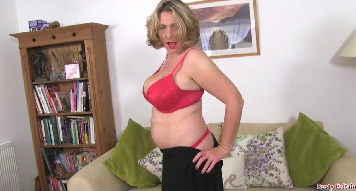 Mature Blonde Big Tits Bbc