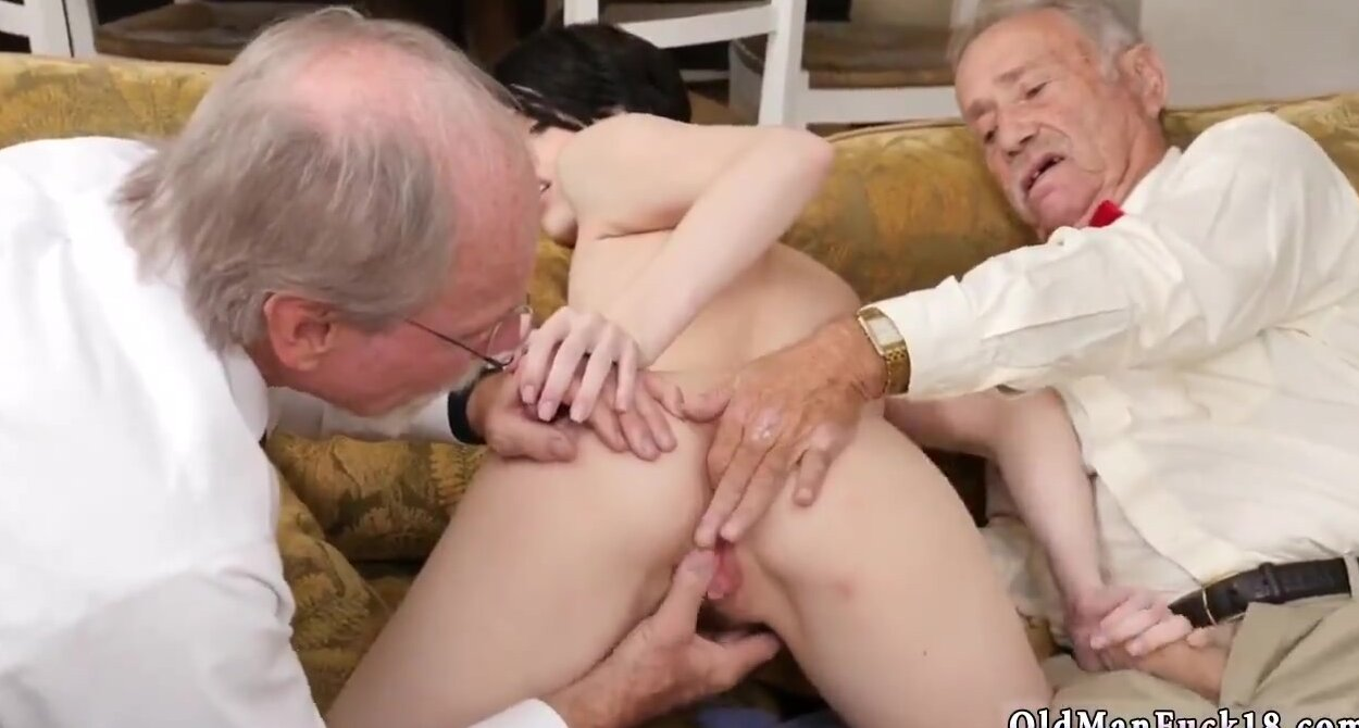 Young Old Threesome Mmf Bi