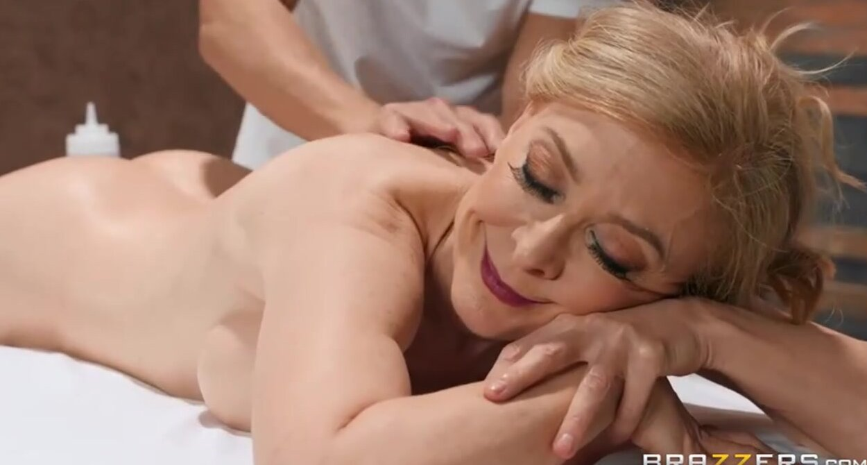 Happy Ending Massage Creampie