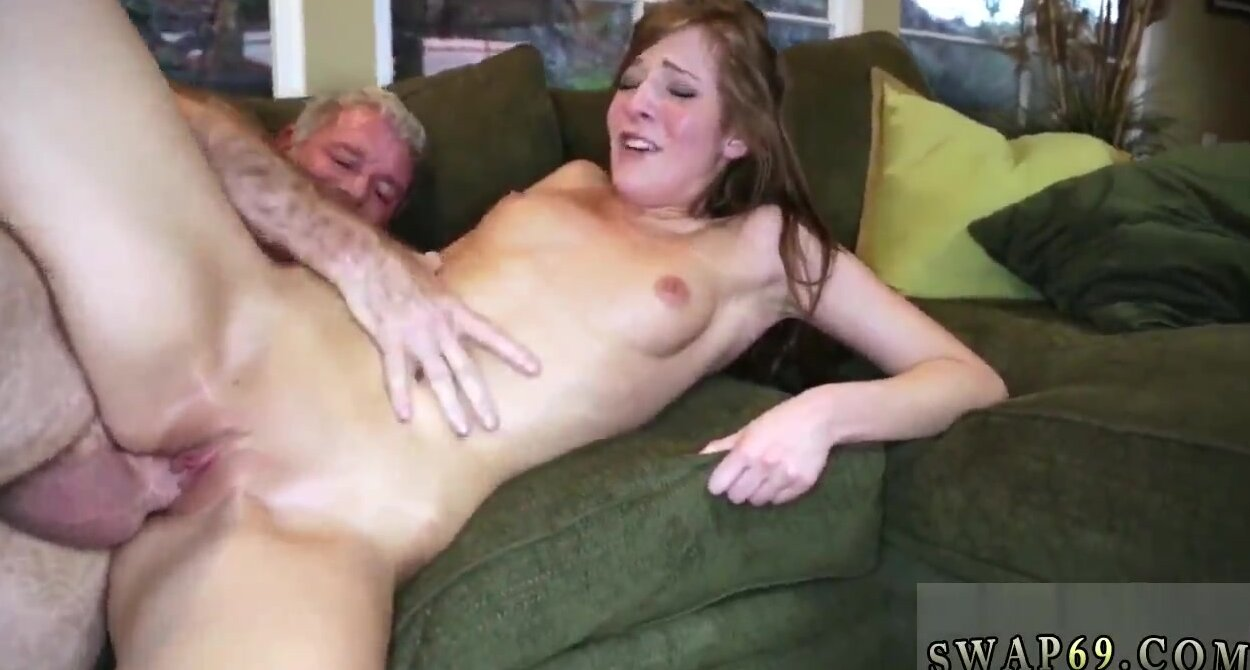 Daughter Massage Step Dad
