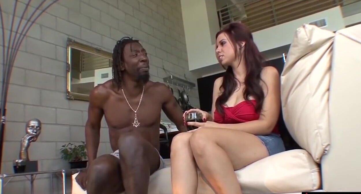 Pussy Licking Black Man