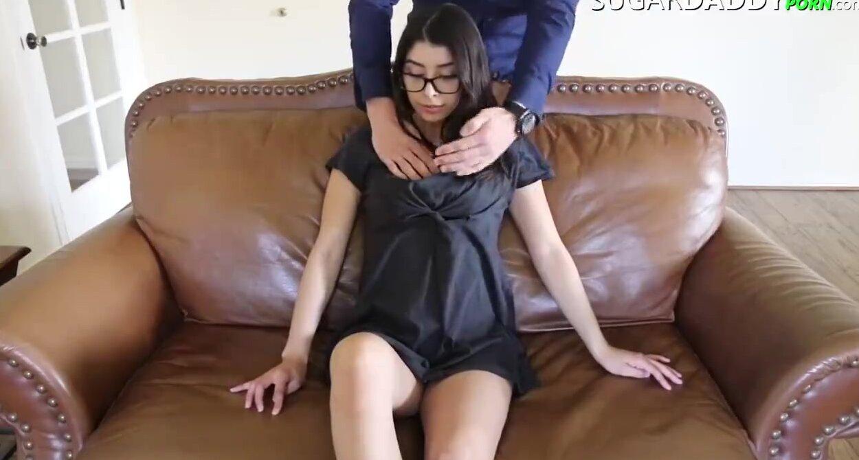Mature Brunette Big Cock