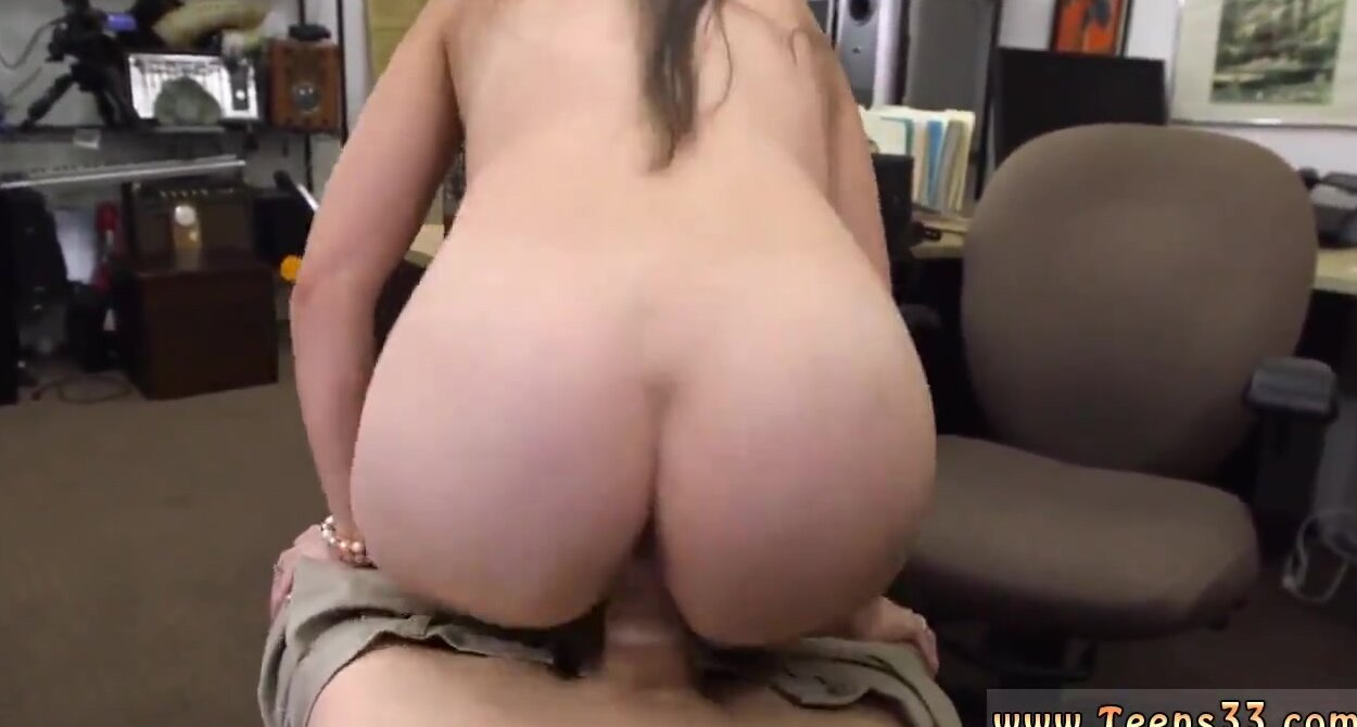 White Girl Big Ass Creampie