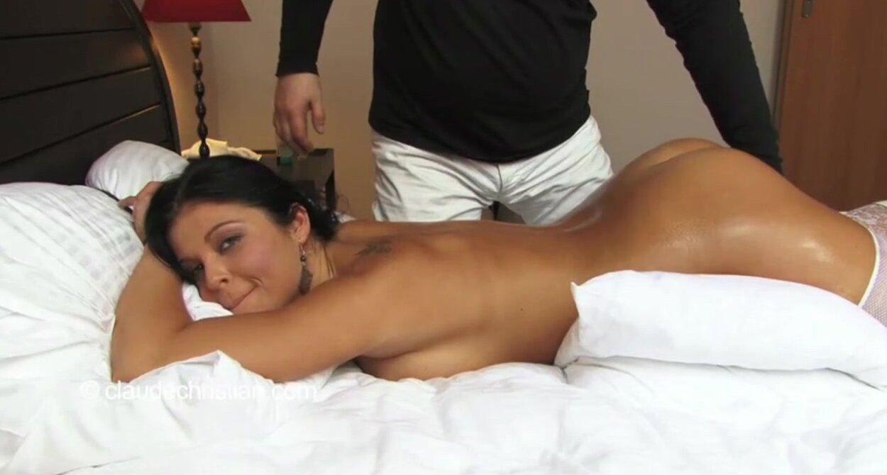 Cum Inside Asian Hairy Pussy