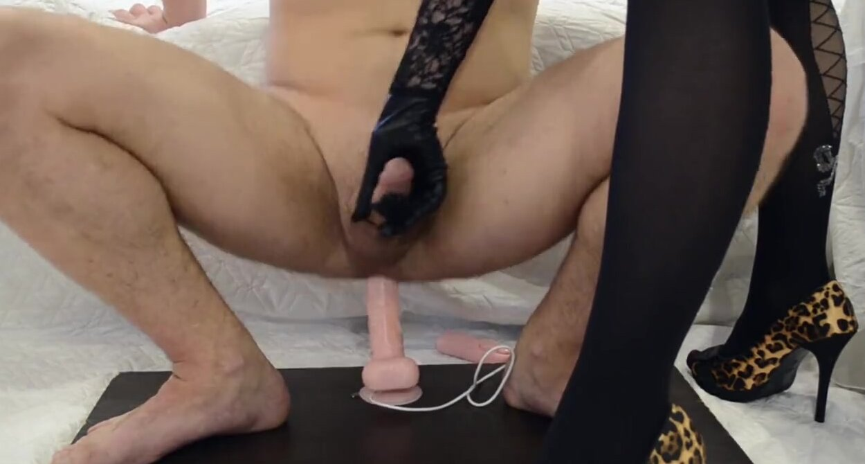 Megan Rain Double Dildo