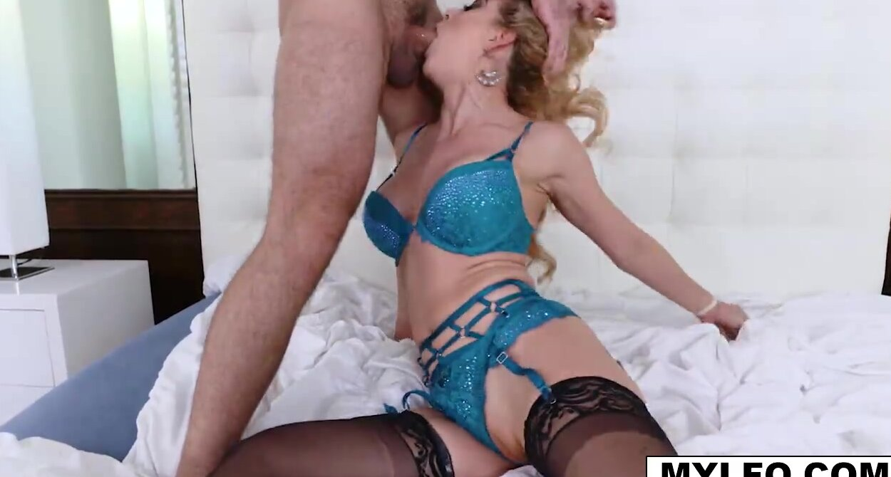 Step Mom Son First Time