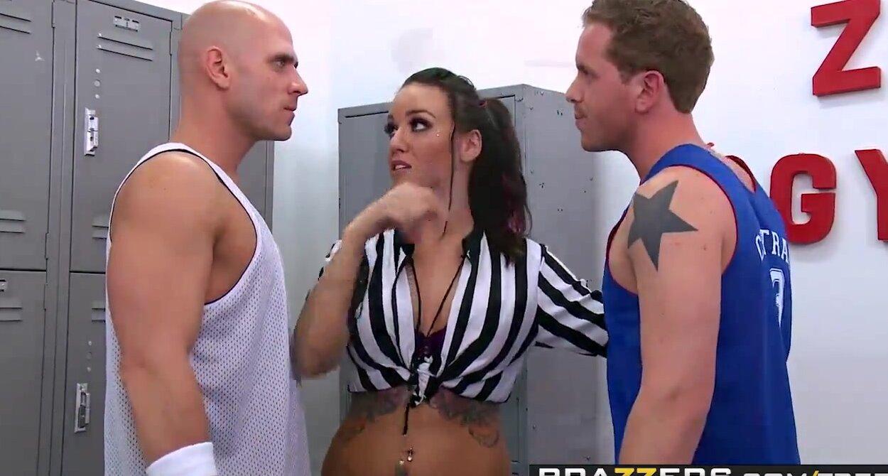 brazzers big tits in uniform