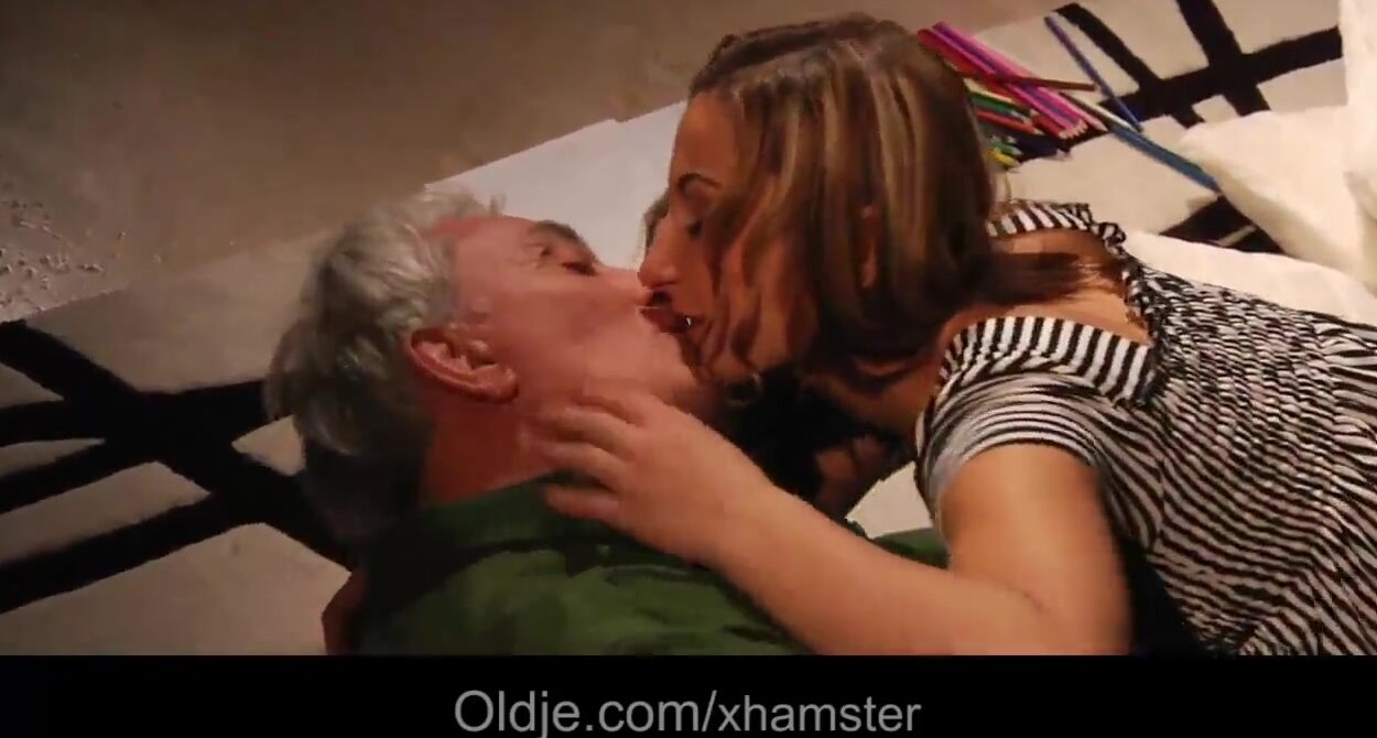 Old Man Porn Xvideos young fuck lessons for old man