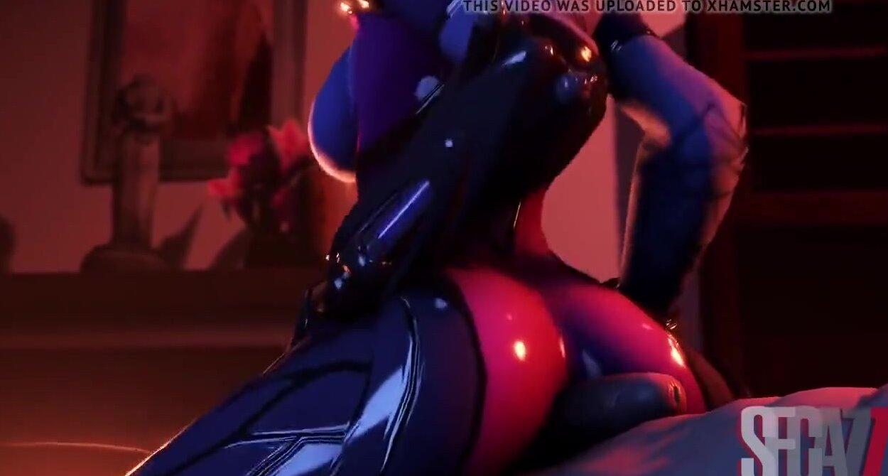 Rose Monroe Big Ass Threesome