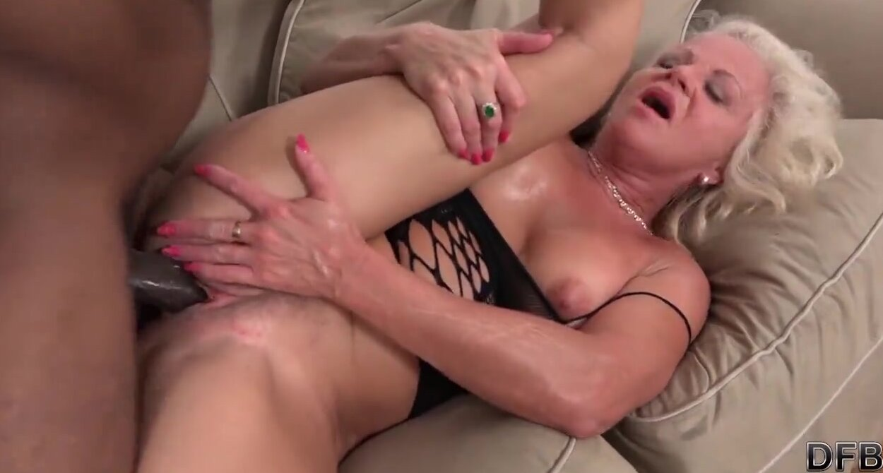 Blonde Mature Mother Law