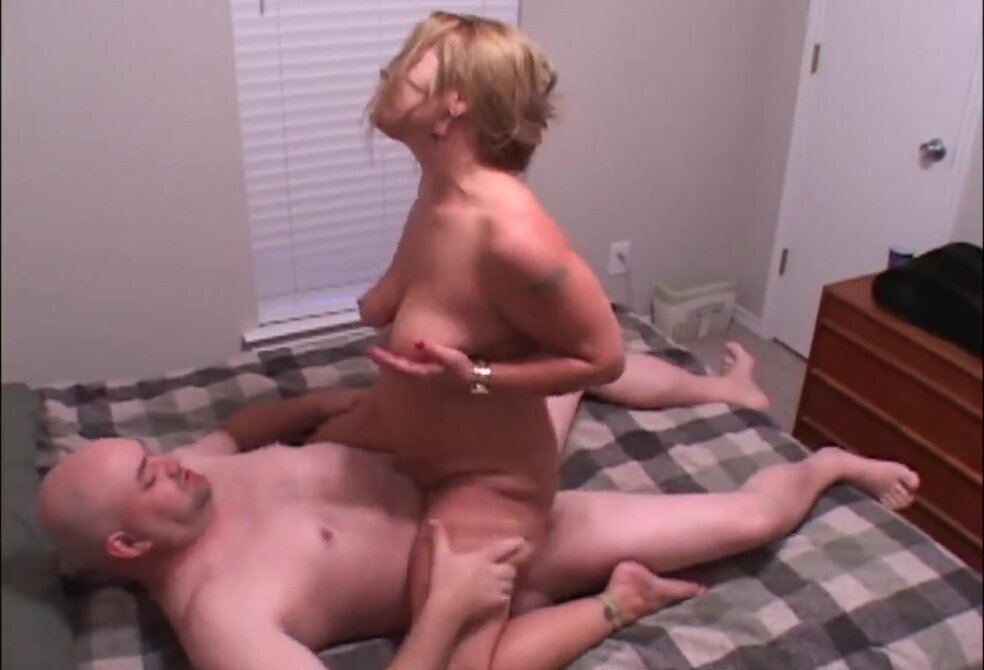 Big Tit Blonde Fucked Shower