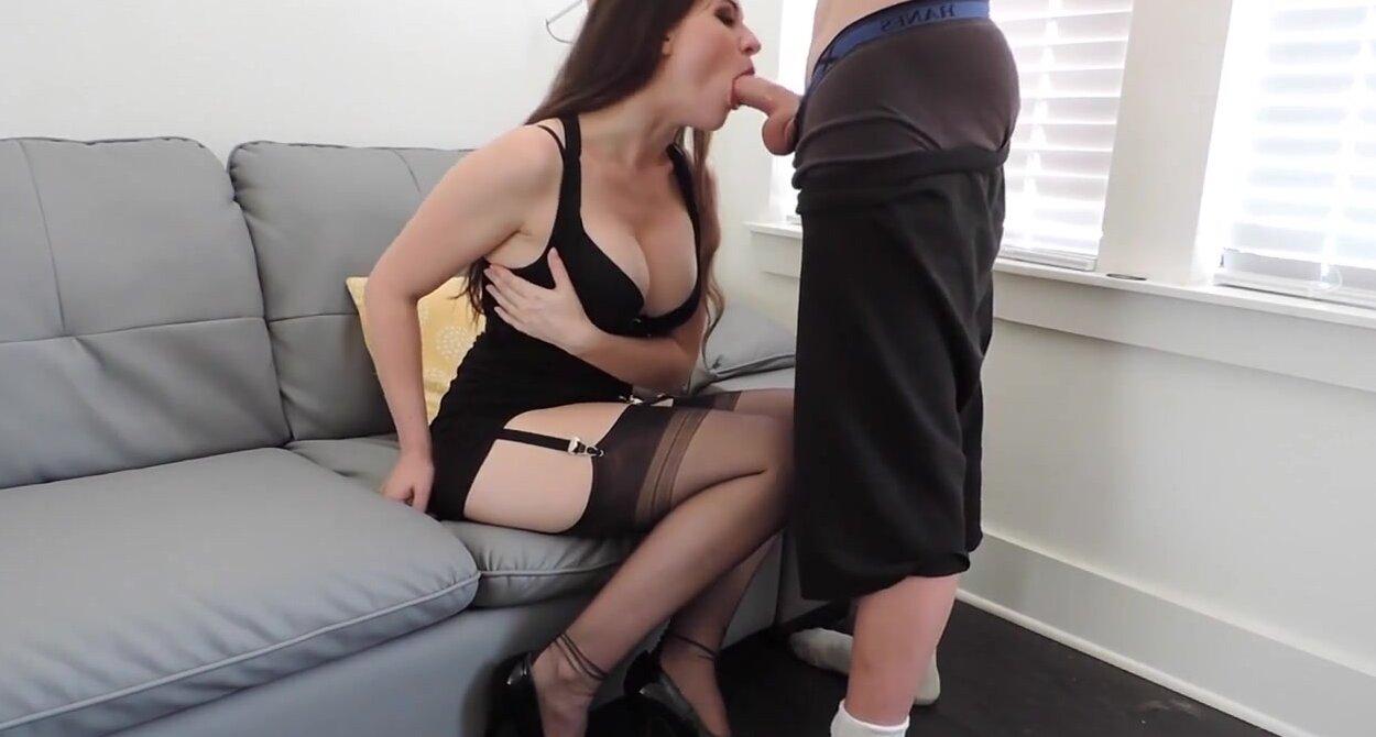 Sucking Cock Talking Dirty